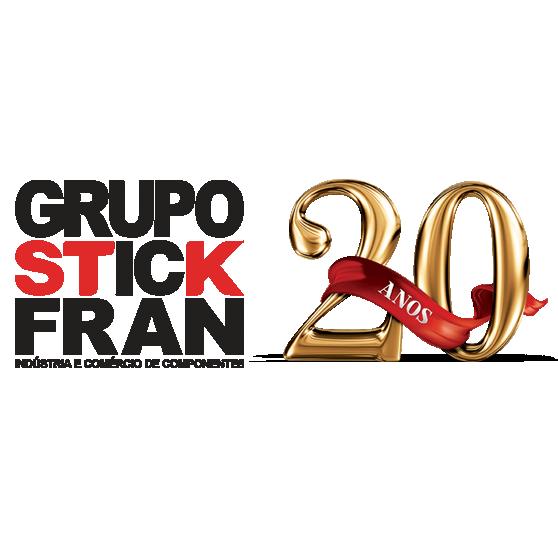Em 20 anos de Stickfran <br>os resultados <br>mostram tudo.